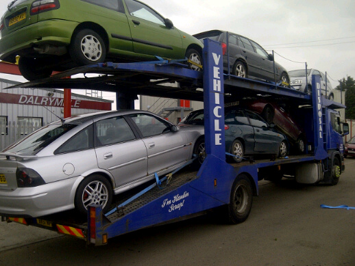 Accident Damaged Car Buyer - Top Prices Paid for Accident